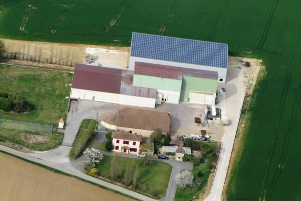 Stockage agricole photovoltaïque – Agen (47)